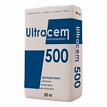 Цемент Портландцемент Perfekta® Ultracem 500  [мешок 50 кг]